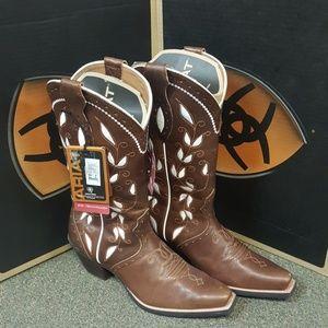 Ariat Sonora western boots